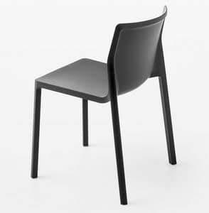 Kunststoff Stühle Stapelbar : rechteckiger tisch aus beton f r au en idfdesign ~ Indierocktalk.com Haus und Dekorationen