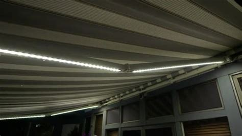 sunsetter dimming led awning lights costco