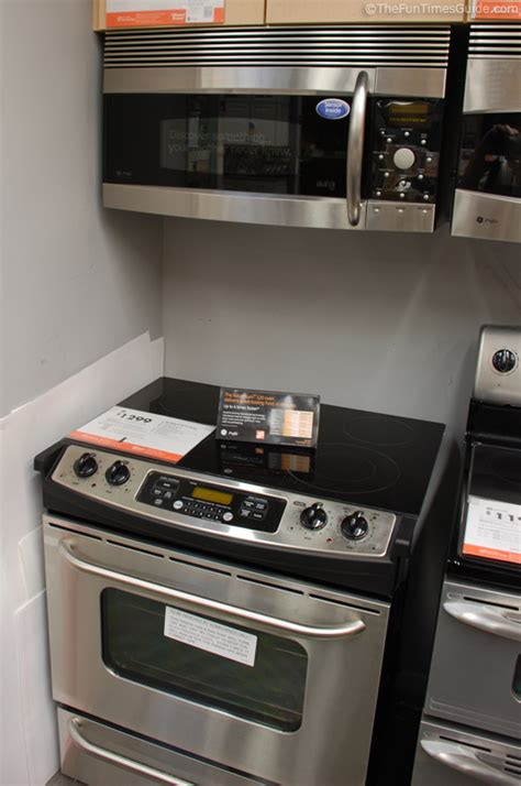 notes   ge stoves cooktops microwaves     fun times guide  log