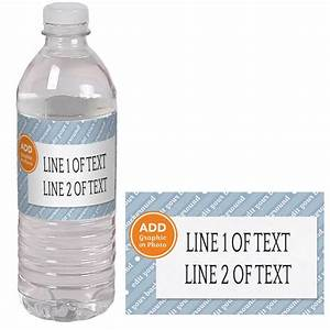 create a water bottle label shindigz With create bottle labels