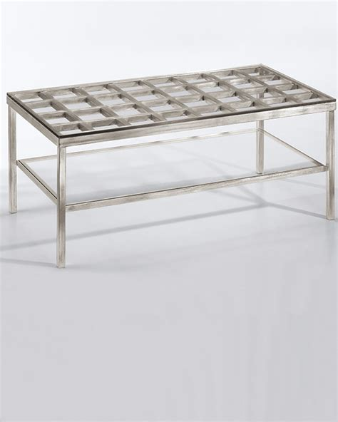 silver glass coffee table coffee tables ideas modern glass and silver coffee table
