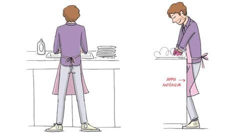 Ménage, Jardin, Lecture… Les Bonnes Postures Pour Le Dos