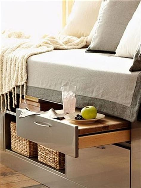 Bedroom Items by 25 Creative Ideas For Bedroom Storage Hative