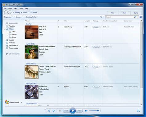 Windows Media Player (windows)