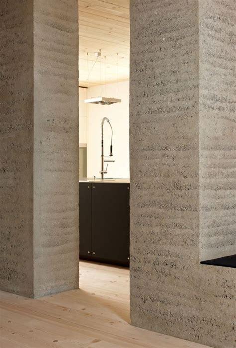 Moderne Häuser Aus Lehm by Stall Plazza Pintgia Lehm Ton Erde Martin Rauch