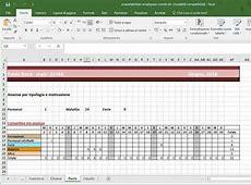 Crea un template di pianifica in Excel con PlanningPME