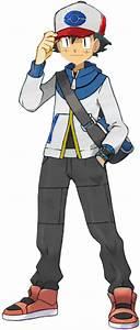 Pokemon Black and White Ash by PokemonMasterAsh on DeviantArt