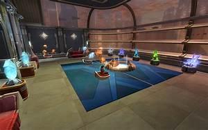 SWTOR Taiari's Jedi Meditation Room - The Harbinger - TOR