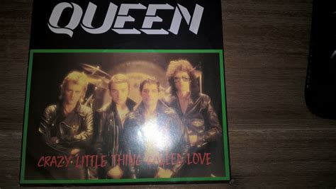 Crazy Little Thing Called Love (vinyl, Germany, 0
