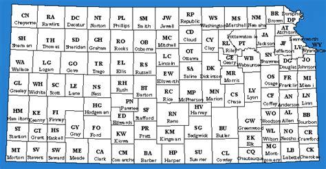 interactive kansas map ks towns cities counties