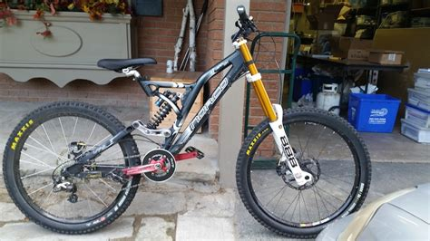 2008 norco team dh custom for sale