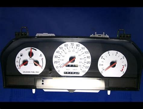 car maintenance manuals 1997 volvo 850 instrument cluster 1994 1997 volvo 850 turbo dash cluster white face gauges 94 97 ebay