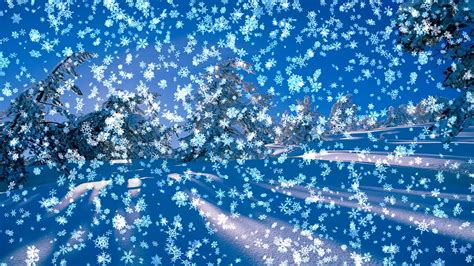 Winter Snow Animated Wallpaper - animated wallpaper snowy desktop 3d