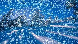 Snow Falling Screenmates