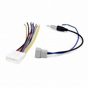 Car Radio Stereo Wiring Harness   Antenna Adapter Combo
