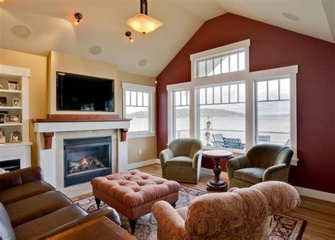 lake washington  house remodel traditional family