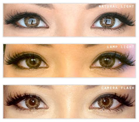 lade light light brown contacts gallery