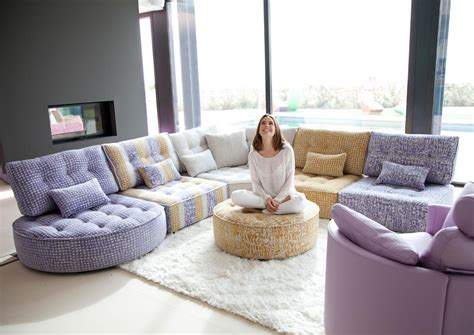 canapé coloré acheter votre canapé d 39 angle original coloré et modulable