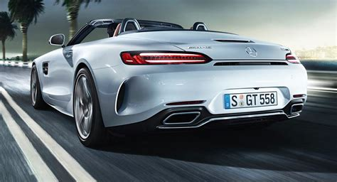 New Mercedesamg Gt Roadster & Gt C Roadster Officially