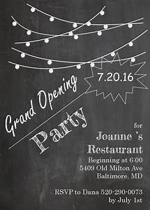 Grand Opening Invitations and Ground Breaking invitations ...