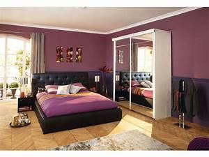 Chambre A Coucher Conforama : conforama chambre a coucher chambre conforama 20 photos ~ Melissatoandfro.com Idées de Décoration
