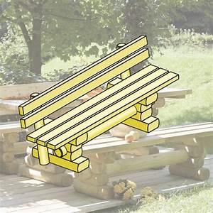 Holzbank Garten Rustikal : sitzbank mit lehne holzbank massiv f r garten sitzgarnitur rustikal ebay ~ Orissabook.com Haus und Dekorationen