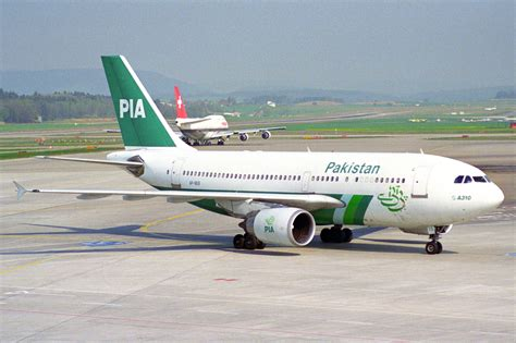 File:PIA Pakistan International Airlines Airbus A310-304 ...