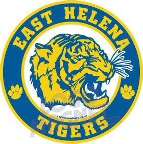 east helena tigersjpg custom car magnet logo magnet
