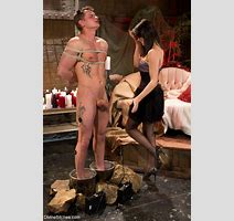 Kinky Femdom Tied Up Dominated And Strap On Fucked Slave Guy Pichunter