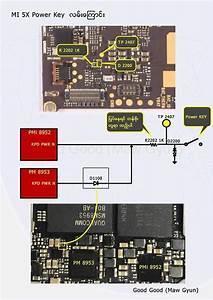 Xiaomi Mi 5x Power Button Solution Jumper Ways