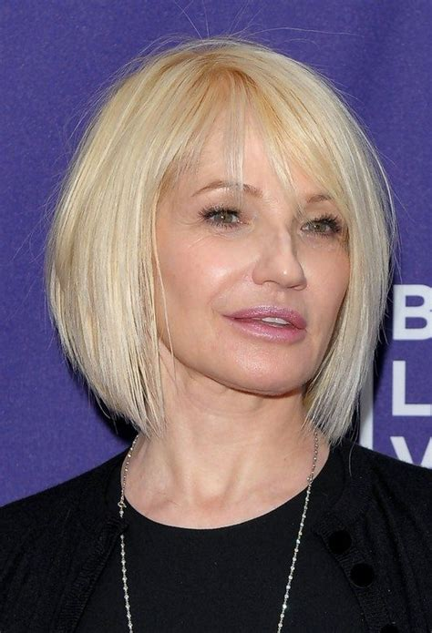 15 Best Hairstyles For Women Over 50 With Fine Hair
