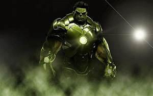 Hulk helping hand iron fist