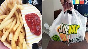 10 Fast Food Hacks You Didn't Know About - YouTube