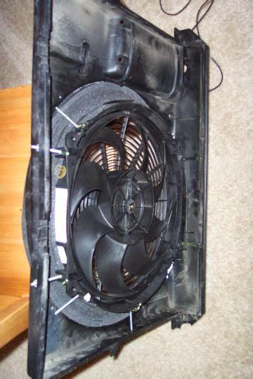 my electric fan project
