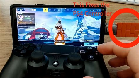 ps controller  working wireless  fortnite mobile