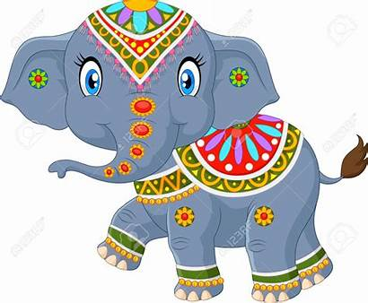 Elephant Clipart Indian Clip Clipartmag