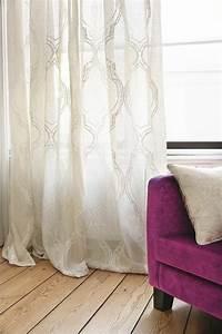 Transparente Gardinen Mit Muster : 1001 ideen und beispiele f r moderne vorh nge und gardinen f r ihr heim ~ Sanjose-hotels-ca.com Haus und Dekorationen