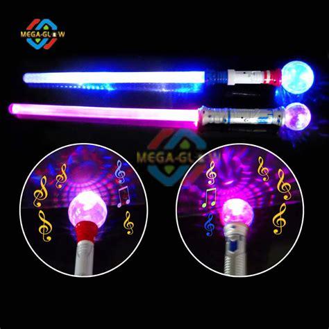 light up wand toy flashing light up stick spinning wand children toy magic