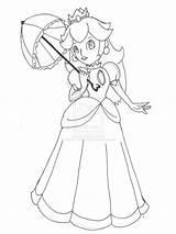 Peach Coloring Ausmalbilder Prinzessin Princess Ausdrucken Malvorlagen Kostenlos Zum sketch template