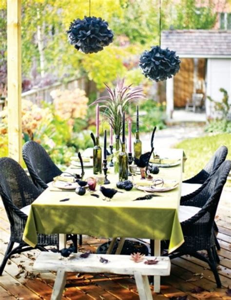 table decoration ideas for parties substance of living halloween party table decorating ideas