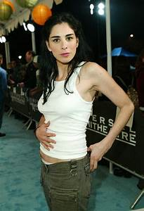 Sarah Silverman Pictures. Hotness Rating = 8.32/10