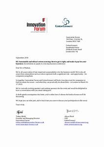 Invitation letter march 1617 2015 sustainable cotton forum london