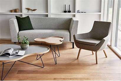 Swedese Gap Lounge Tisch 90x84 Goodform