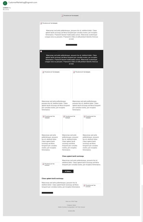 dreamweaver email templates email template by adobe dreamweaver cc foto 2017