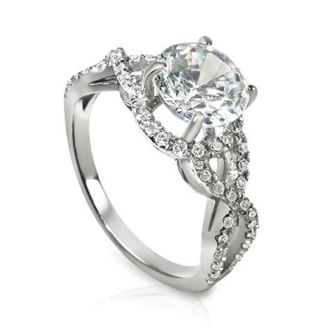 file diamond engagement ring in a twist design jpg