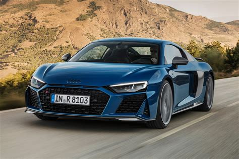 new 2019 audi r8 facelift revealed with more power auto express