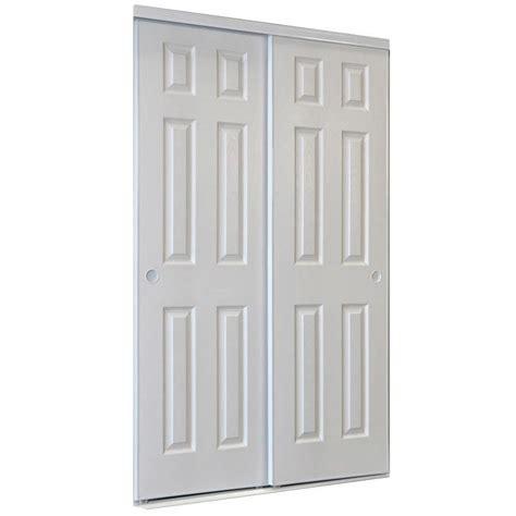 shop reliabilt white sliding closet interior door common