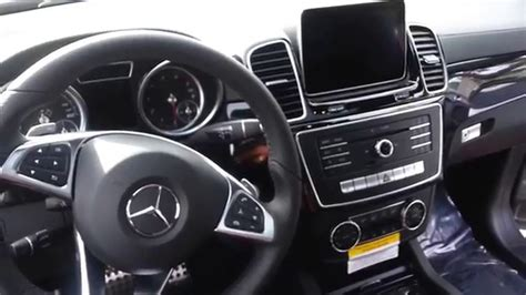 Gle 450 Interior by 2016 Mercedes Gle 450 Amg Coupe Interior Black Mb
