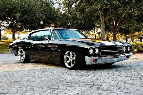 american muscle cars custom chevrolet chevelle 187 usa