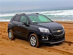 Chevrolet Tracker  Estreno Oficial En Chile